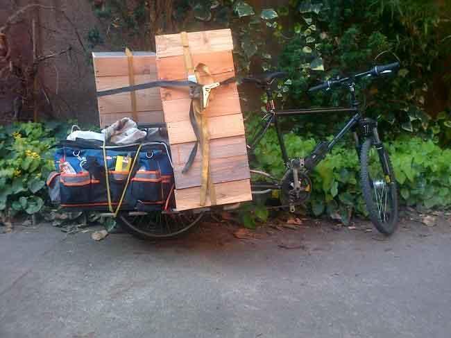 Bien-aimé Réseau de permaculture d'Alsace | Atelier de fabrication de vélo  BH17
