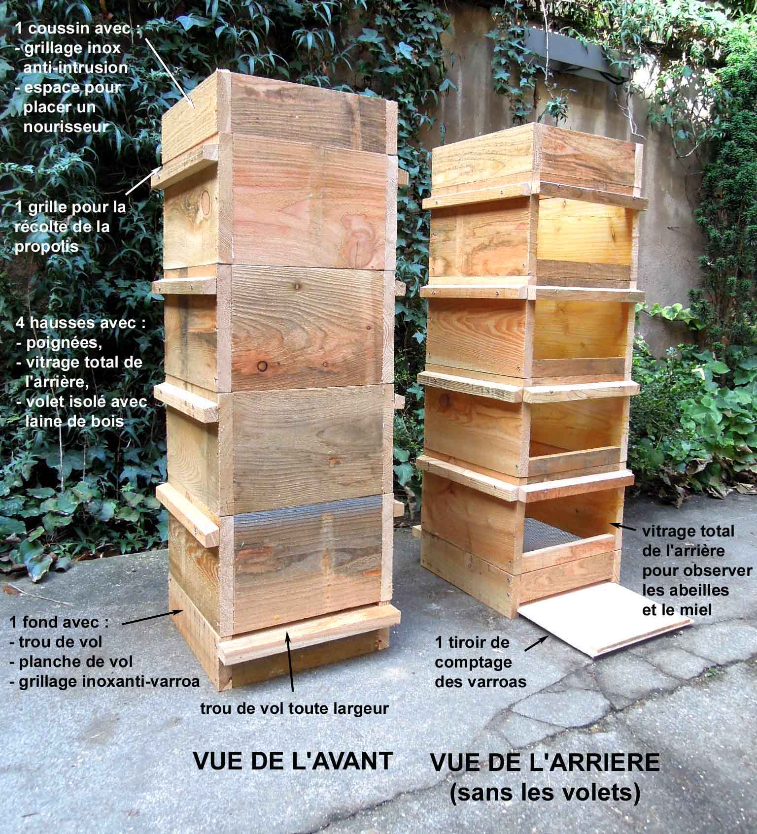 forum l 39 atelier paysan ruches apiculture. Black Bedroom Furniture Sets. Home Design Ideas